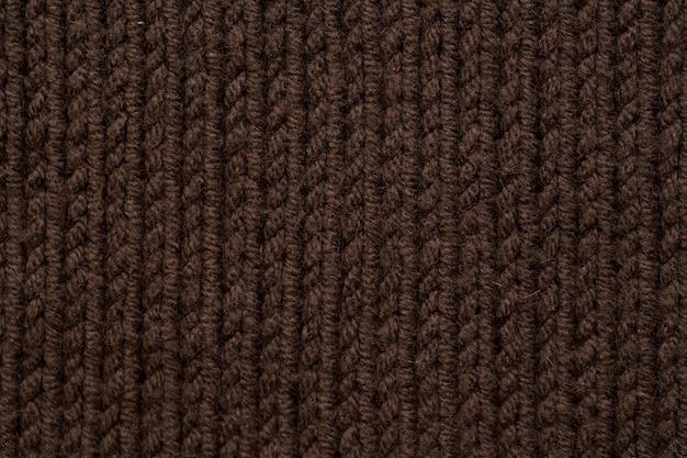 Trama di sfondo tessuto a maglia