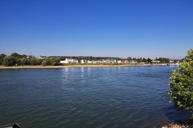 Coblenza sul fiume reno e sul fiume mosella, germania