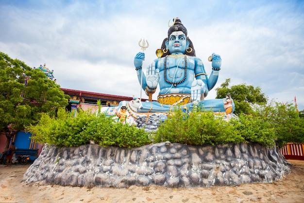 Tempio di koneswaram dakshinakailasha, trincomalee