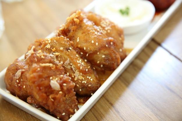Pollo fritto coreano