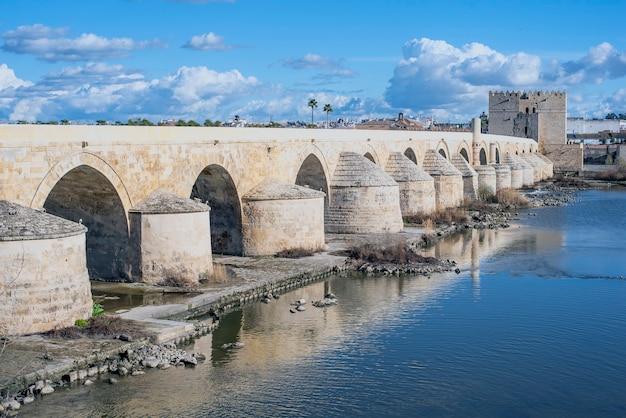 Torre la calahorra e il ponte romano di cordoba