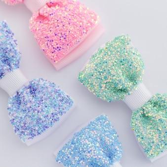 Laco glitter fatti a mano