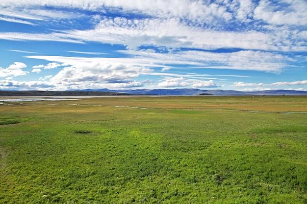 Lago argentino a el calafate