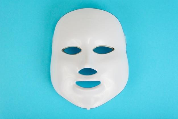 Maschera facciale a led
