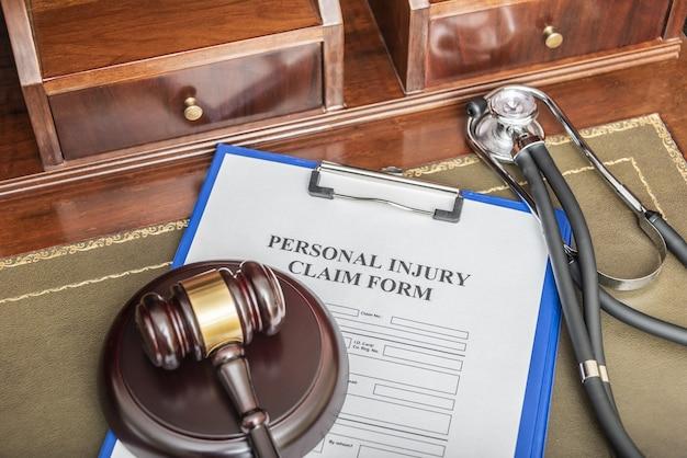 Servizi legali di avvocati per reclami per negligenza medica modulo di reclamo per negligenza medica