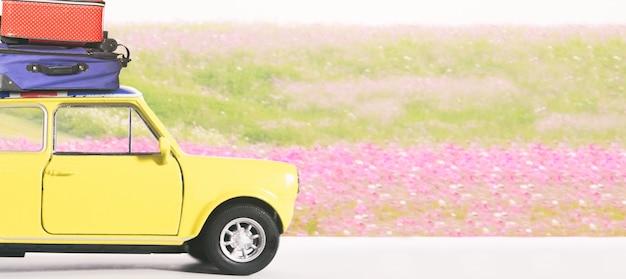 Viaggio di piacere in estate e in primavera