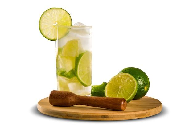 Caipirinha alla frutta al limone del brasile