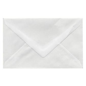 Lettere isolate su bianco