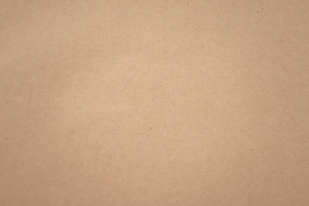 Uso di texture di carta marrone chiaro per lo sfondo