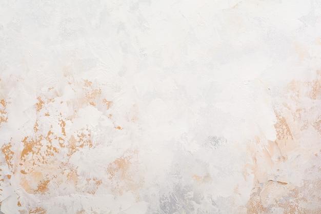 Muro di pietra marrone chiaro o ardesia. sfondo grunge. vista dall'alto