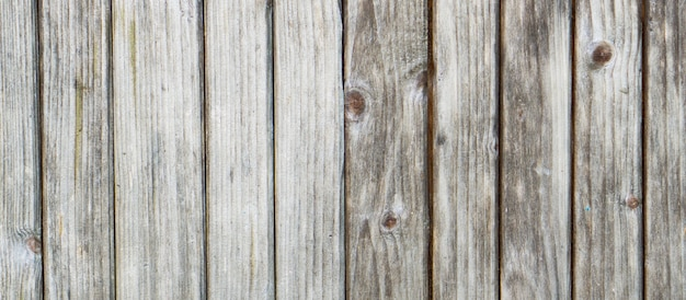 Tabella o pavimento del fondo delle plance di legno dell'annata grigio chiaro. orizzontale, vista dall'alto.