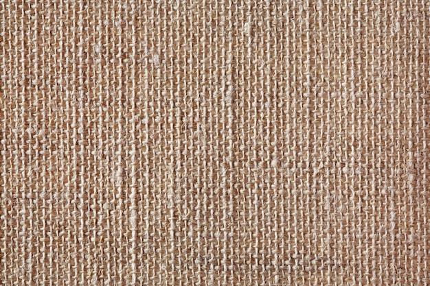 Texture leggera di lino naturale per lo sfondo. foto ad alta risoluzione.
