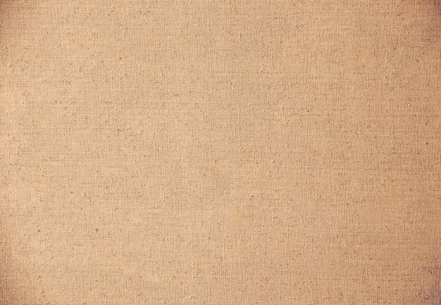 Texture leggera di lino naturale