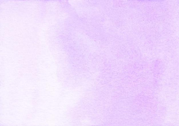 Sfondo superficie acquerello viola chiaro