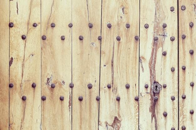 Tavole in legno chiaro, struttura in legno. tavole di legno