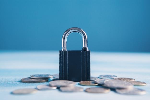 Blocca da una moneta il divieto di denaro e conti