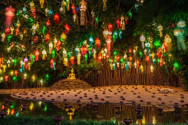 Lanterne di loi krathong