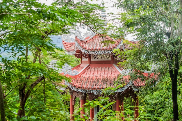 Pagoda del figlio lungo in nha trang, vietnam