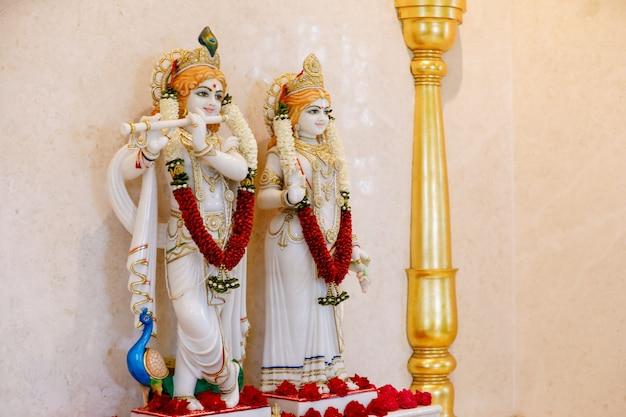Signore krishna e radha