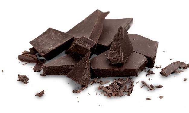 Tanti pezzi di cioccolato