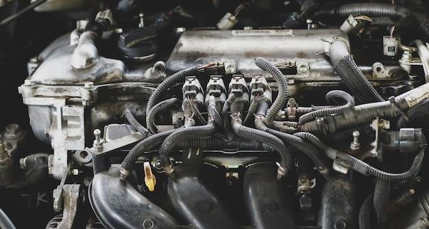 Gli iniettori per auto a gpl nel motore dell'auto devono essere revisionatiiniettori di gas installati nei motori a benzina