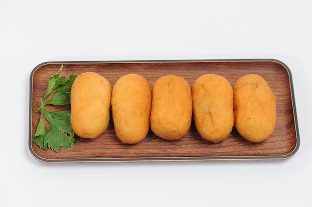 Luti gendang pane tipico malese contenente il fres triturato originale