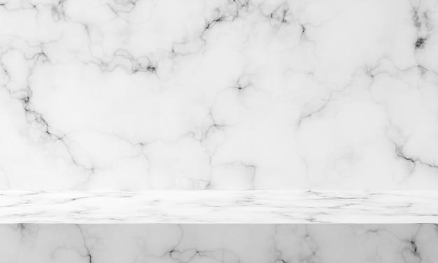 Fondo di marmo di lusso dello studio strutturato per la visualizzazione del prodotto