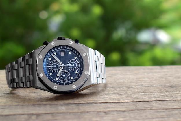 Orologi di lusso è un orologio che è stato raccolto per molto tempo.