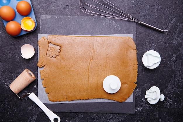 Fare biscotti a forma di razzo