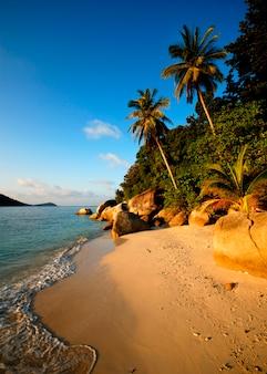 Spiaggia malese