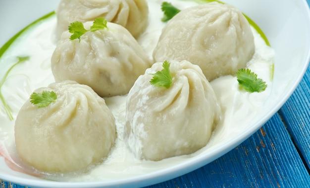Mamtu - gnocchi, piatto da fast food a gilgit baltistan
