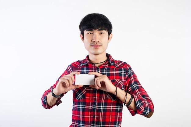 Carte bianche e bianche, spazio libero foto per il tuo business