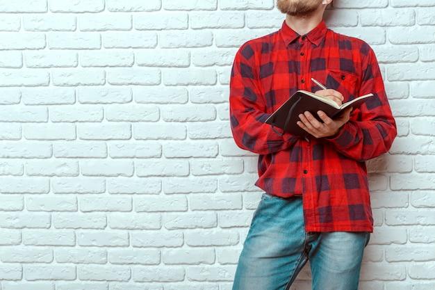 L'uomo con un libro