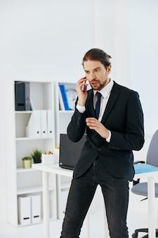Responsabile documenti ufficiali ufficio lavoro dirigente