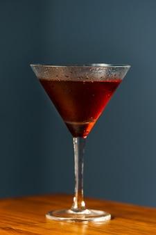 Cocktail di manhattan.