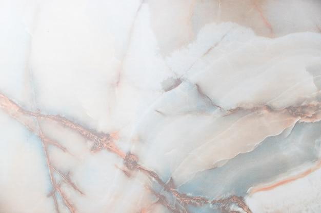 Onice di marmo. immagine orizzontale colori caldi.