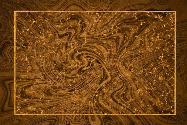 Foglio di marmo oro minerale e linea dorata e sfondo di lusso del bordo