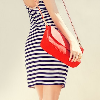 Moda in stile marinaro