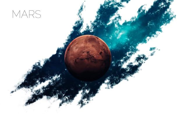 Marte nello spazio