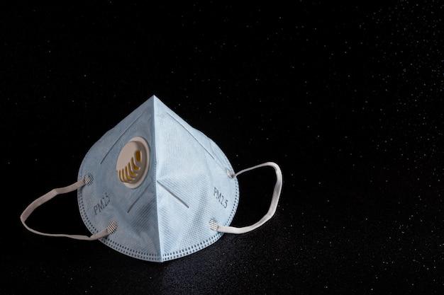 Protezione della maschera da covid19 e pm 2.5.