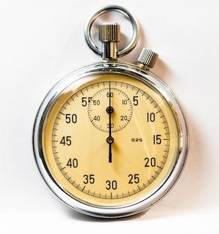 Cronometro meccanico ad alta risoluzione e dettaglio