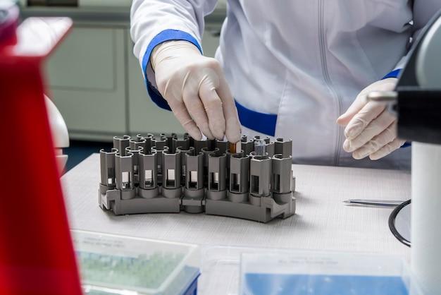 Dispositivi medici per analisi