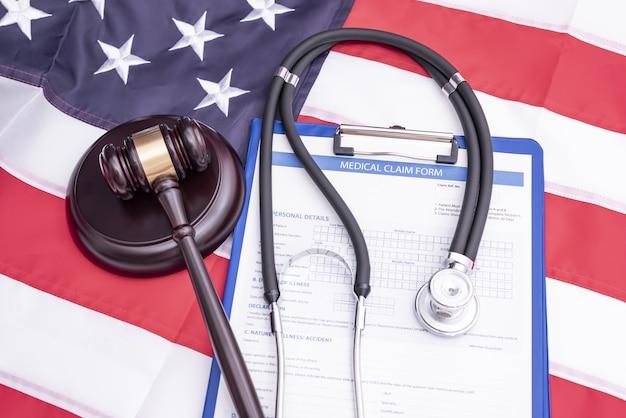 Modulo di richiesta di risarcimento per lesioni mediche richiesta di negligenza medica e richiesta di risarcimento