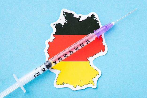 Vaccinazione medica in germania