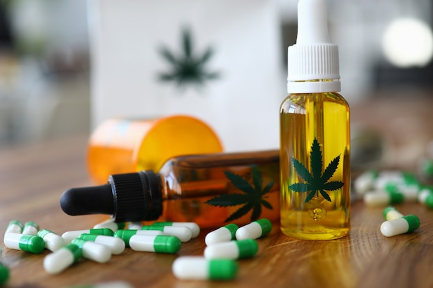 Medicine droghe di cannabis