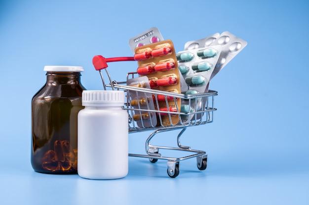 Medicina nel carrello acquisti online