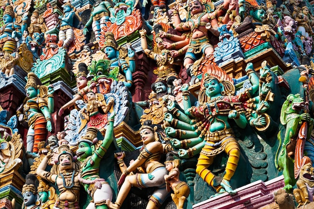 Tempio meenakshi