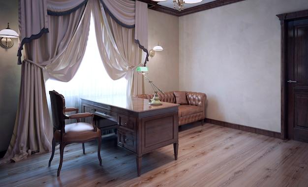 Sala riunioni in casa inglese