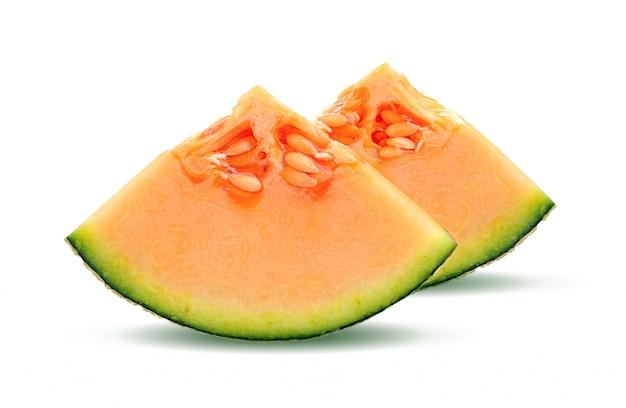 Melone isolato
