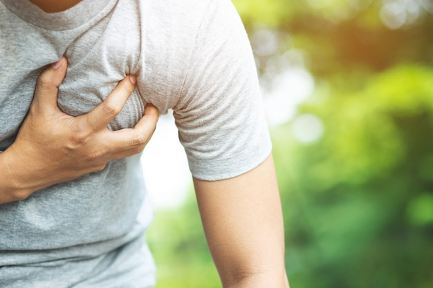 Gli uomini hanno malattie cardiache